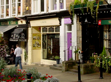 Montpellier Quarter in Harrogate
