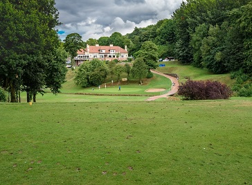 Oakdale Golf Club in Harrogate