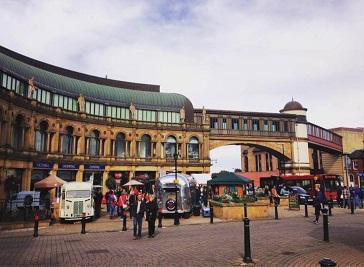 Victoria Shopping Centre in Harrogate