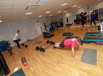 Beckwith Health Club in Harrogate