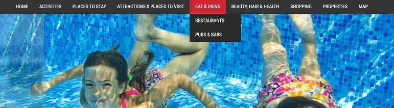 Drop Down menus Advertise with us What's on in Harrogate